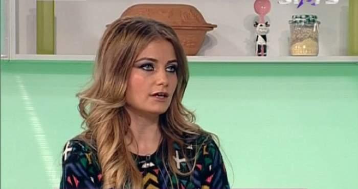 """Sylvia, dezvăluirea care i-a lăsat fără cuvinte pe cei prezenţi într-un platou de televiune: """"M-am sărutat cu o femeie!"""""""