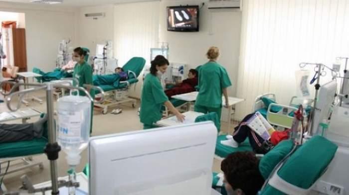 Încă 11 copii cu probleme digestive, internaţi în spitalele din Argeş! Bilanţul a ajuns la 62