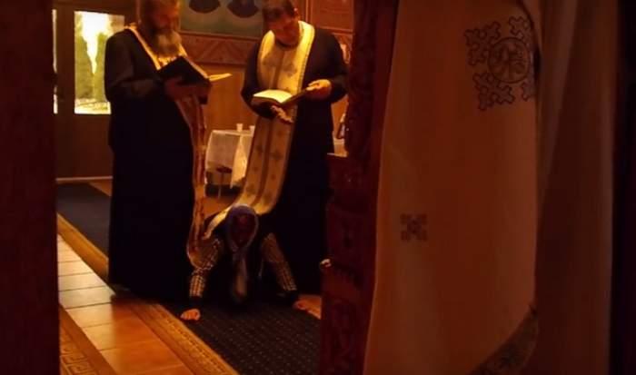 Noi detalii şocante despre exorcizarea femeii văduve de la Bacău! Preotul care a realizat acest ritual bizar a făcut declaraţii uluitoare
