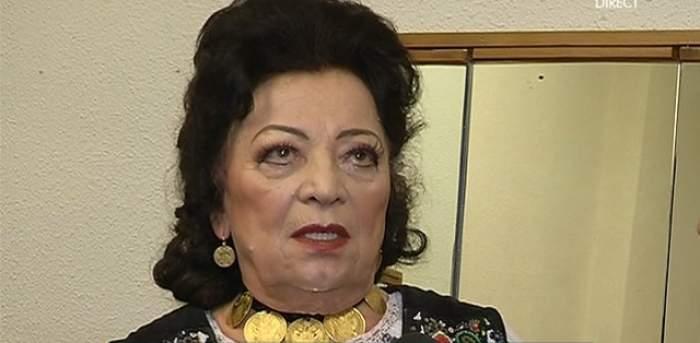Maria Ciobanu, decizie oficială! Este pregătită să se retragă de pe scenă