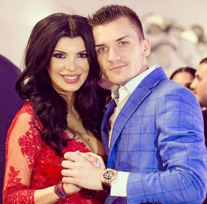 Soţul Andreei Tonciu arde de nerăbdare! Vedeta TV nu ştie ce să îi mai facă, să îl  împace