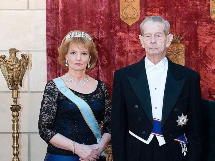 Principesa Margareta, sărbătorită cu mare fast la Castelul Peleș