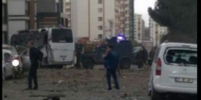 VIDEO / Explozie puternică în Tucia! Cel puțin 14 persoane au fost rănite
