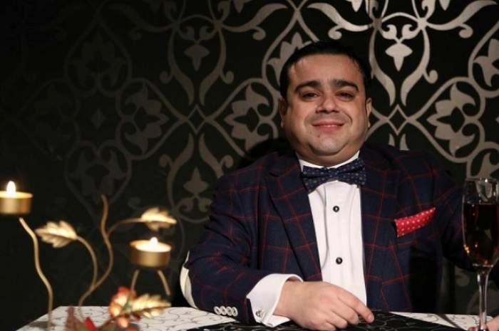 """VIDEO / Adrian Minune """"e şefu' la petreceri""""! Chiar dacă e luni acasă la manelist e mare chef"""