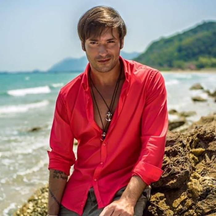 """Radu Vâlcan și-a schimbat look-ul și a plecat în vacanță cu soția sa: """"Sunteți foarte frumoși"""""""