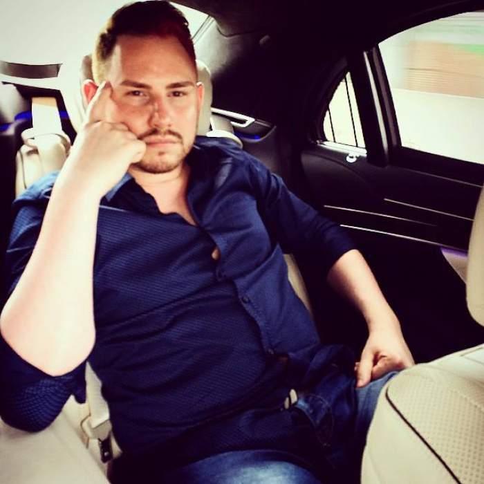 """VIDEO/Andrei Versace, bătut şi umilit de """"fraţii"""" lui! A călcat pe coadă pe cine nu trebuia"""