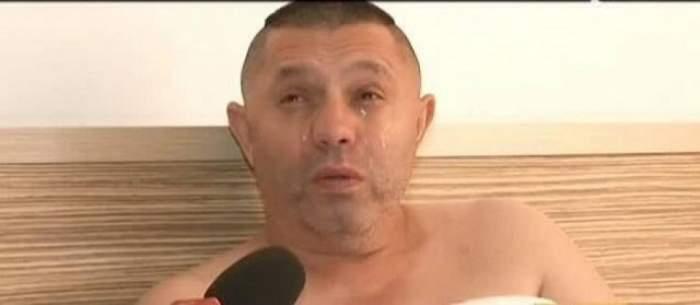 Nicolae Guță e disperat! Nu a putut să-i satisfacă dorințele, așa că a rămas cu buzele umflate