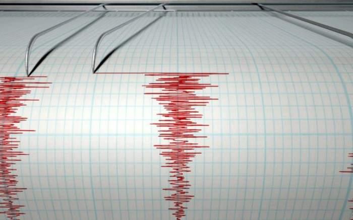 Cutremur cu magnitudinea de 3 grade în Vrancea