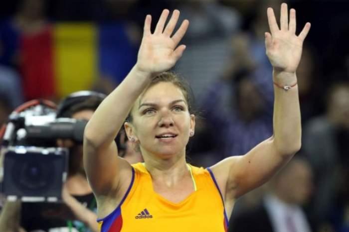 Simona Halep, victorie în FedCup! Românca a învins-o pe Andrea Petkovic