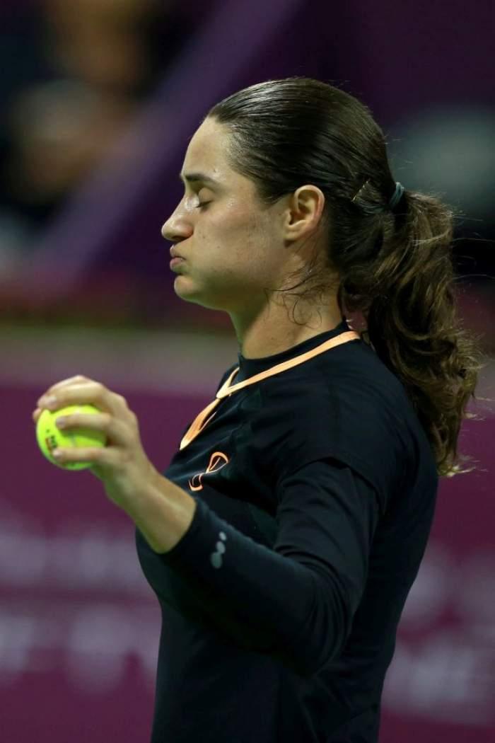 Monica Niculescu a pierdut meciul cu Andrea Petkovic. Rezultatul barajului cu Germania s-a decis!