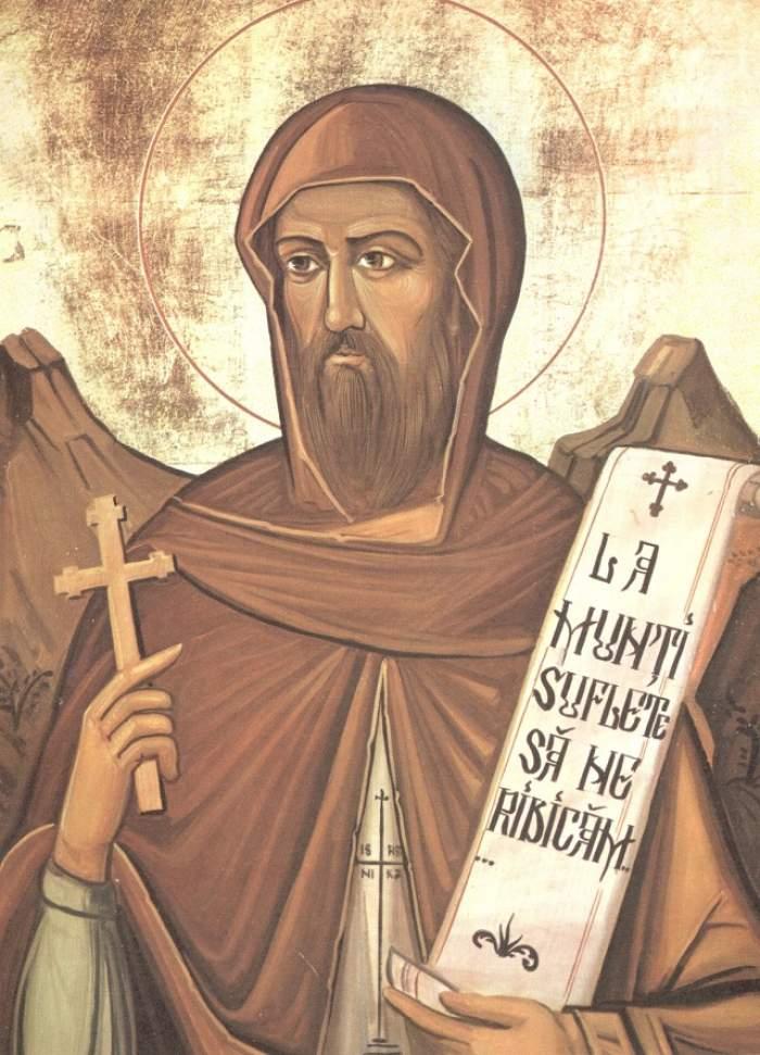 Sărbătoare mare pentru credincioşii ortodocşi! Ce sfânt cinstesc astăzi