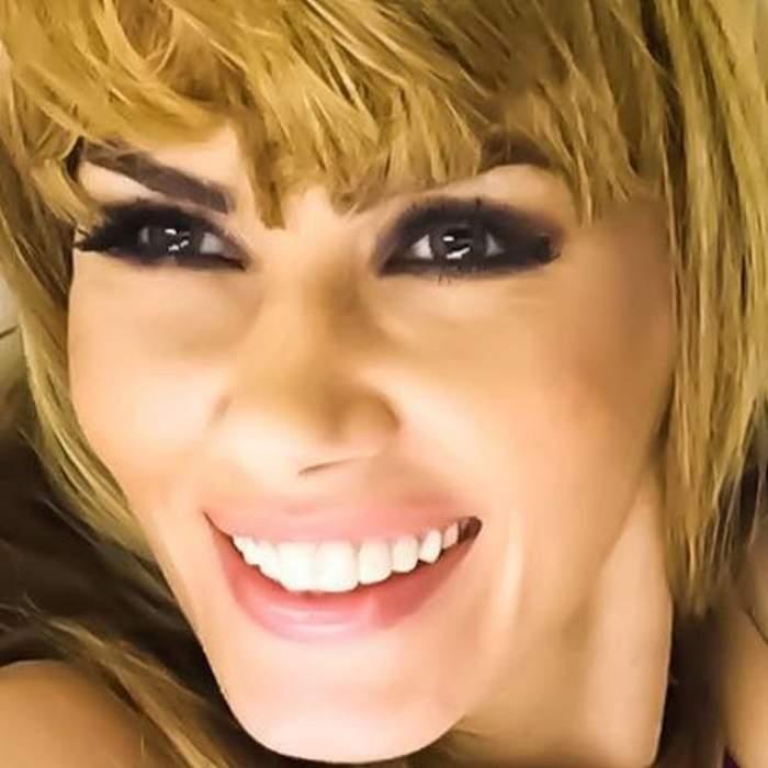 """După ce şi-a vopsit părul blond, Oana Zăvoranu surprinde din nou: """"O să mă doară de o să mă rupă"""""""