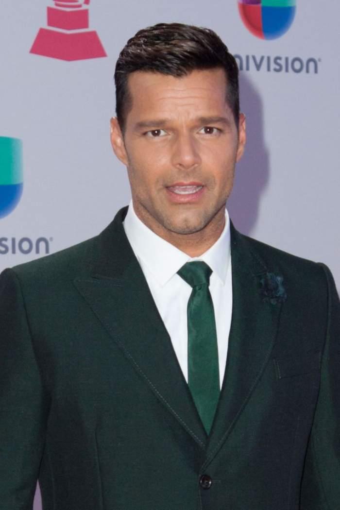 Ricky Martin nu se mai ascunde! A ieșit pentru prima oară cu noul iubit la un eveniment monden