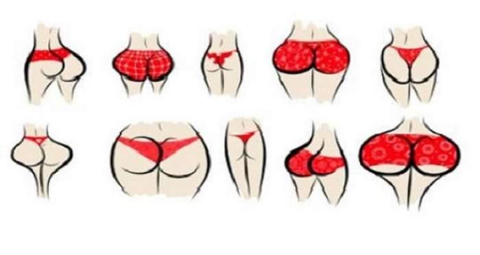 Anunţ pentru femeile cu posterioarele mari! Ce înseamnă, de fapt, dacă ai fundul mare