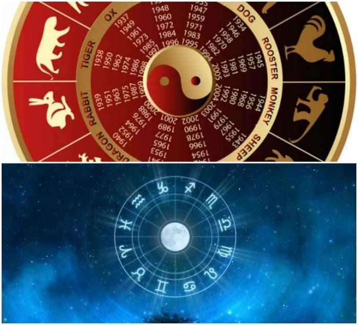 VIDEO / Ce se întâmplă cu zodiile chinezeşti şi europene la sfârşitul lunii aprilie? Probleme de sănătate pentru RACI