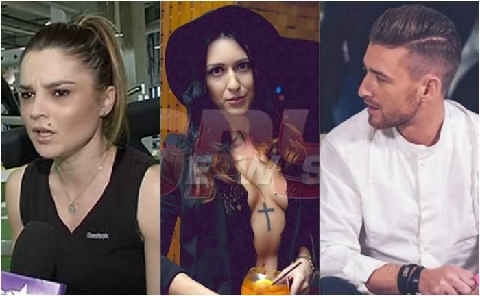 VIDEO / Reacţia soţiei după ce Mihai Chiţu a înşelat-o şi pe ea, şi pe amantă!