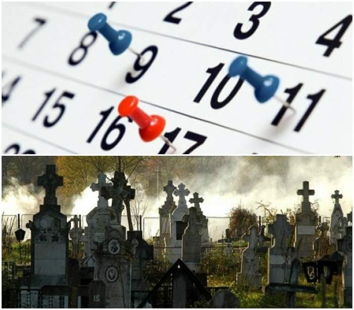 """VIDEO /  Astăzi este """"ziua morţii""""! De ce mor oamenii joi?"""