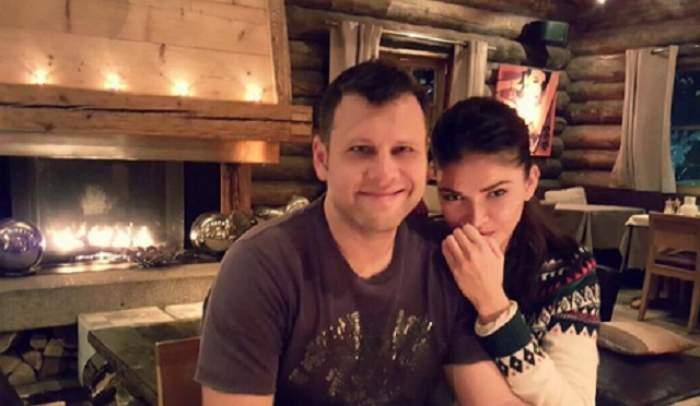 Alina Puşcaş şi tatăl copilului ei şi-au făcut bagajele şi au plecat! Imagini de vis din vacanţa celor doi