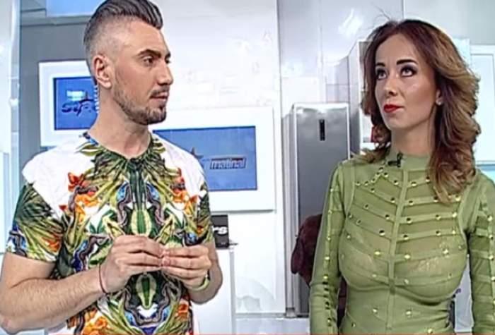 """VIDEO / Ți-o mai amintești pe Andreea de la """"Insula iubirii""""? A venit la """"Star Matinal"""" și a dezvăluit vestea cea mare"""