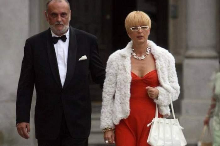 Dana Patriciu rămâne cu datoriile miliardarului Dinu Patriciu! Cât trebuie să scoată din buzunar fosta soţie a omului de afaceri