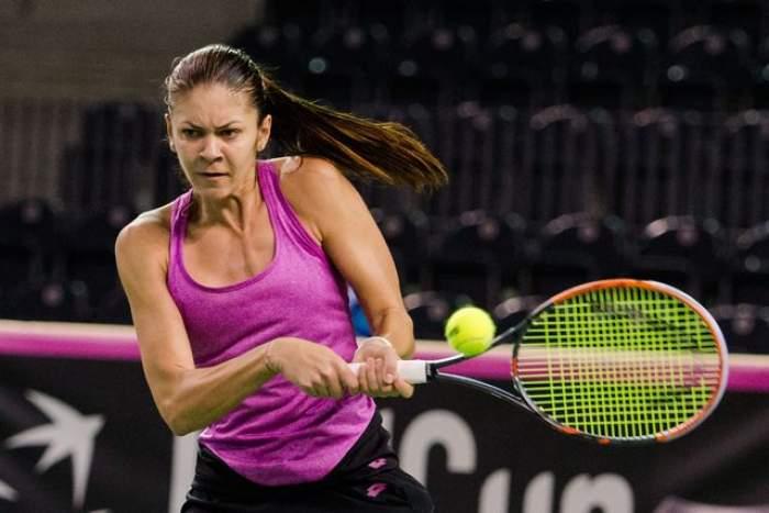 Andreea Mitu a câştigat primul titlu WTA din carieră. Felicitări!