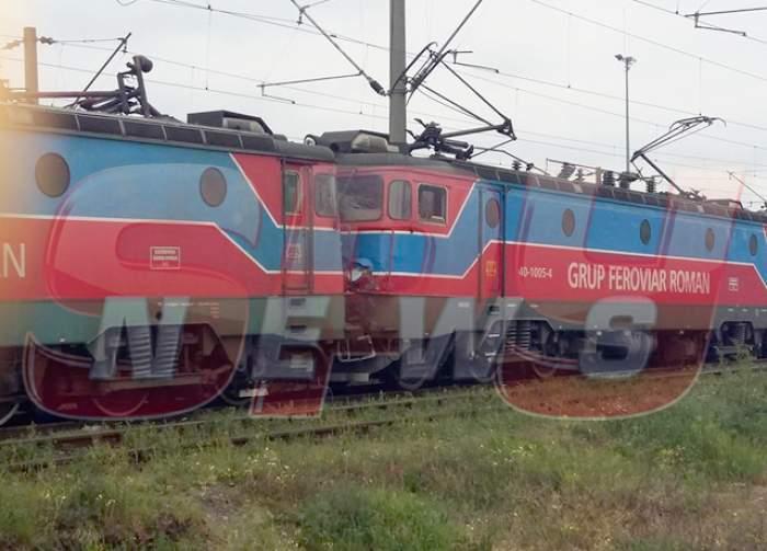 Accident grav într-o gară din Arad! Imagini de la faţa locului