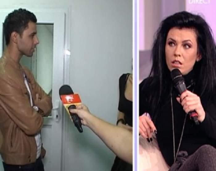 """VIDEO / Iubitul Oanei Zăvoranu, legat de fosta iubită! Alexandra Oncescu, în război cu Alex Ashraf: """"Nu vrea să încheie socotelile cu mine"""""""