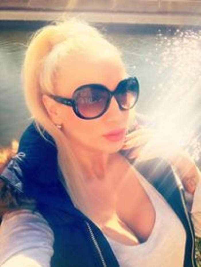 Simona Traşcă, cu pielea capului arsă! Vedeta nu a putut scăpa de rănile cumplite! A apelat la ultima soluție