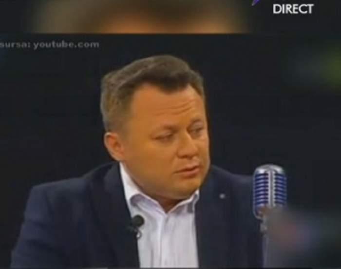 """VIDEO / Dragoş Dolănescu se laudă cu cariera politică şi-l ia peste picior pe Ionuţ: """"A încercat şi el, dar până i-a ieşit cu poluţia"""""""