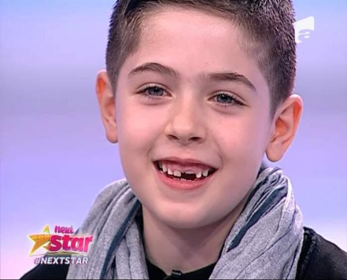 """VIDEO / Ce-ar face un copil de la """"Next Star"""" cu 20.000 de euro! Răspunsul i-a lăsat fără cuvinte pe juraţi, iar pe tine te va amuza copios!"""