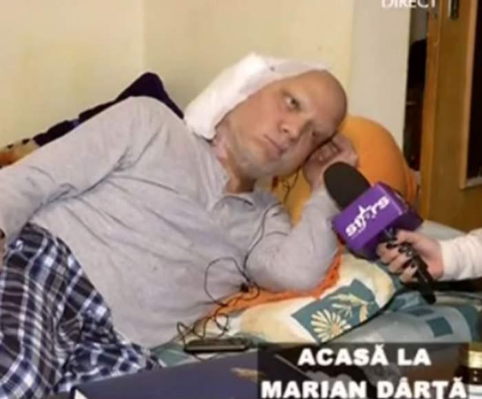 Stilistul vedetelor, la spital! Ultimele știri despre Marian Dârță