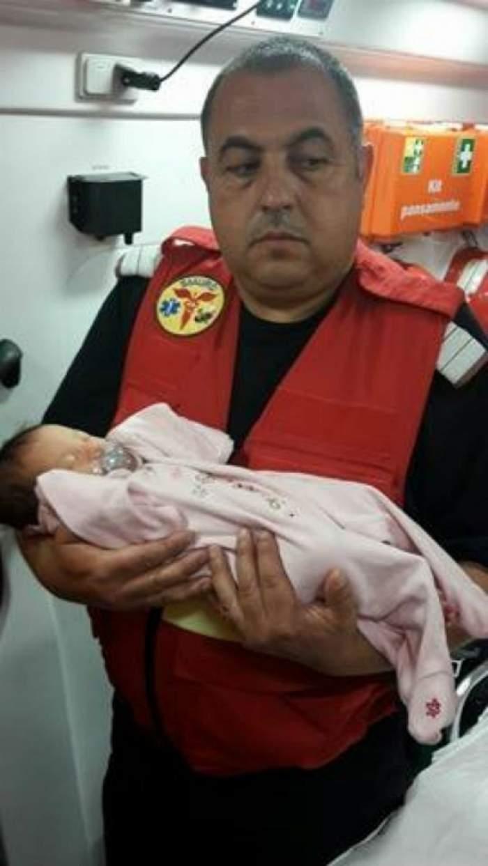 Revoltător! Nou-născut aruncat într-o pungă de gunoi pe stradă