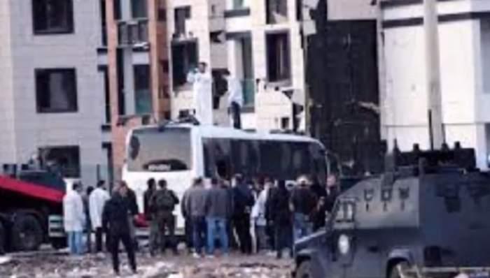 VIDEO / Atentat cu bombă în Turcia! Trei persoane au murit şi 45 persoane au fost rănite