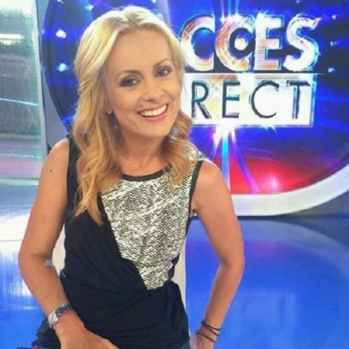 """E însărcinată! Simona Gherghe a dat vestea în direct, la """"Acces direct"""""""