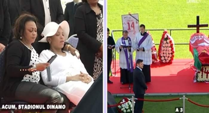 Reacția neașteptată a femeii de lângă Nathalie Ekeng, când a văzut cum a fost primit sportivul de suporteri pe stadionul Dinamo
