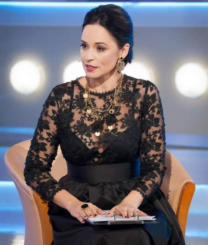 VIDEO / Andreea Marin, prezentatoarea la Antena Stars? Vedeta a făcut chiar ea anunţul în această seară