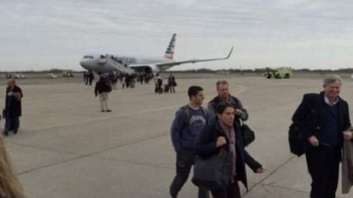 Alertă cu bombă într-un avion ce mergea spre Marea Britanie!