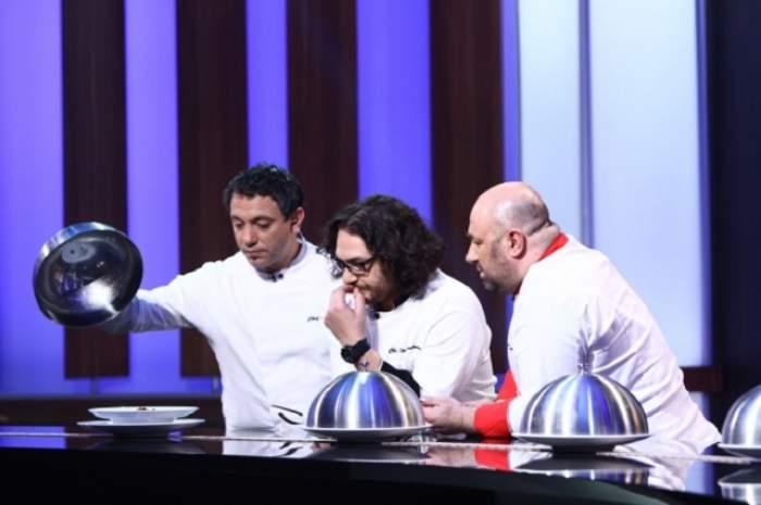 VIDEO / Provocarea de luni seară: CARNEA. Ce au ales chefii să gătească pentru a câştiga prima probă şi a scăpa de duel