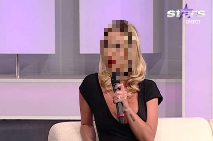 VIDEO / A ajuns să iasă din casă doar însoţită de bodyguard. O cunoscută blondină din showbiz, urmărită pas cu pas de un bărbat misterios