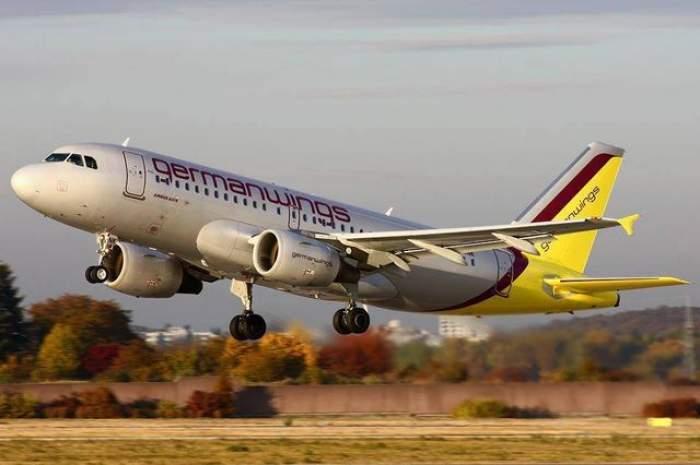 BREAKING NEWS! Alertă în aer! Două avioane Ryanair şi Germanwings cer aterizarea de urgenţă