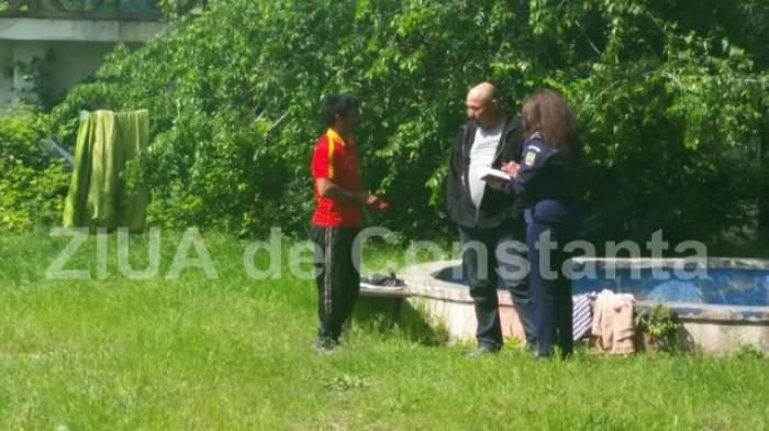 VIDEO / Incident şocant în Constanţa! O femeie a fost înjunghiată de fostul soţ
