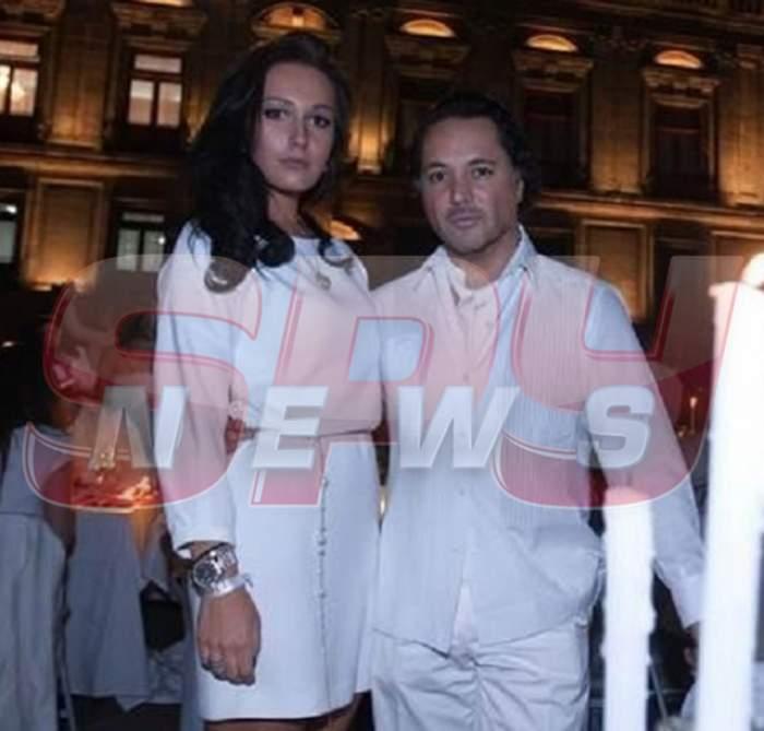 Gestul neaşteptat făcut de fotomodelul Irina Cristescu faţă de milionarul mexican Hector Bitar! Afaceristul a primit vestea cu lacrimi în ochi