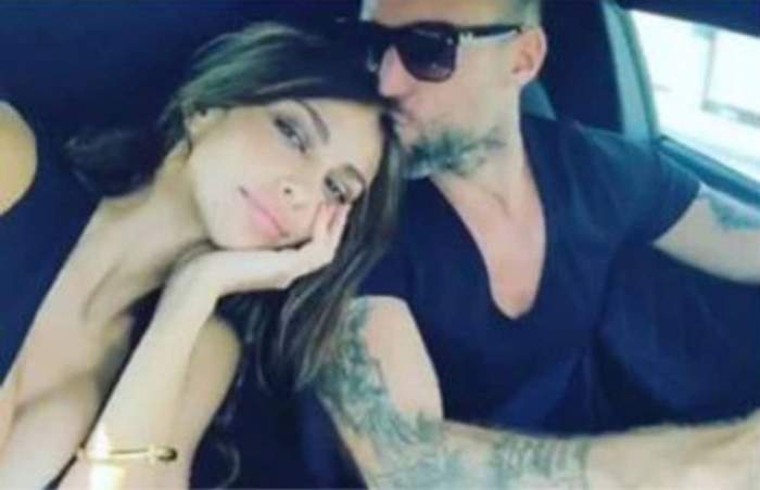 FOTO / El este bărbatul cu care se săruta Mădălina Ghenea şi pe care l-a fotografiat în umbră? Este mai sexy ca Philipp Plein