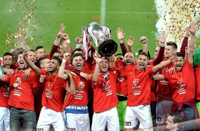 Un meci în memoria lui Ekeng, dar necâştigat de Dinamo! CFR Cluj a obţinut Cupa României, după penalty-uri