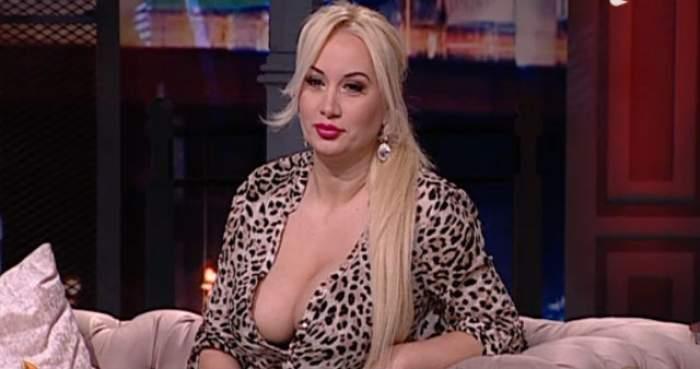 VIDEO / Simona Traşcă are dureri îngrozitoare după ce şi-a mărit fundul. Corpul ei este plin de pete roşii