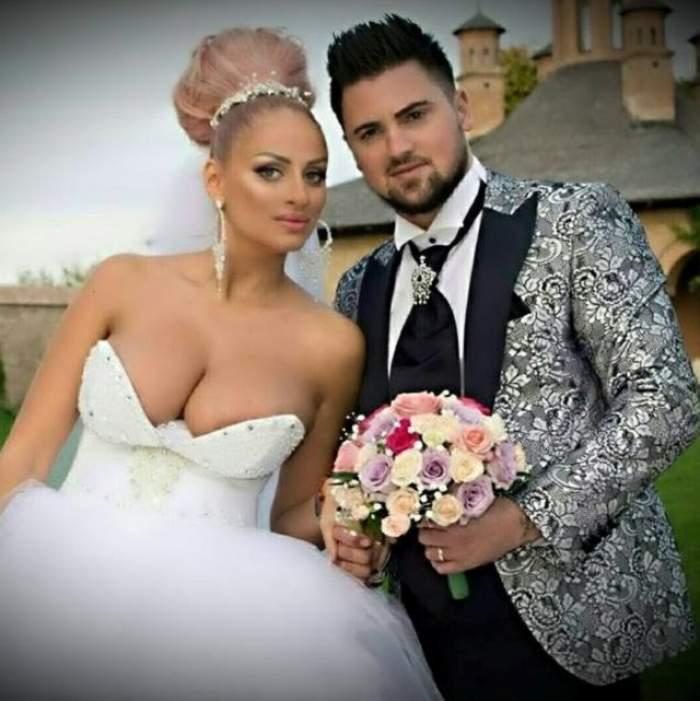 FOTO / A fost criticată crunt pentru cocul de la nuntă! Sânziana Buruiană vrea să-şi ia revanşa la botezul fetiţei ei cu o altfel de coafură. Blonda a testat şi a dat totul online
