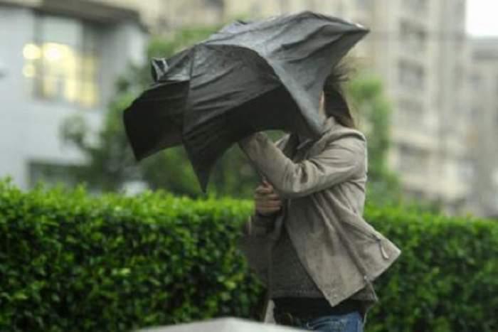 Meteorologii au emis o avertizare de fenomene periculoase imediate! Care sunt zonele afectate