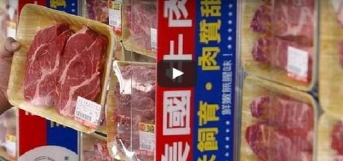 VIDEO / Imagini cu puternic impact emoţional! China vinde cadavre umane în supermarketuri? Autorităţile clarifică totul
