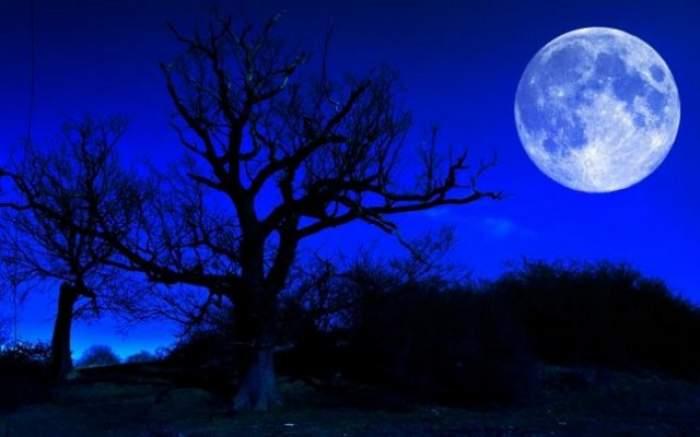 """Fenomen astronomic spectaculos va avea loc pe 21 mai! Cum te afectează """"Luna Albastră""""!"""