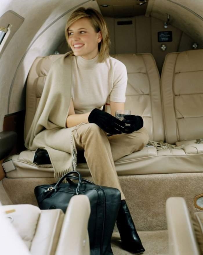 Care este cel mai sigur loc dintr-un avion. Informațiile pe care trebuie să le cunoști înainte de a pleca la drum